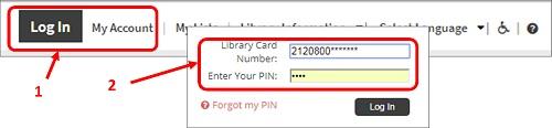 Manage My Account - Elmwood Park Public Library