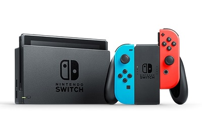 nintendo switch 400w