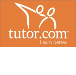 Tutor dot com button