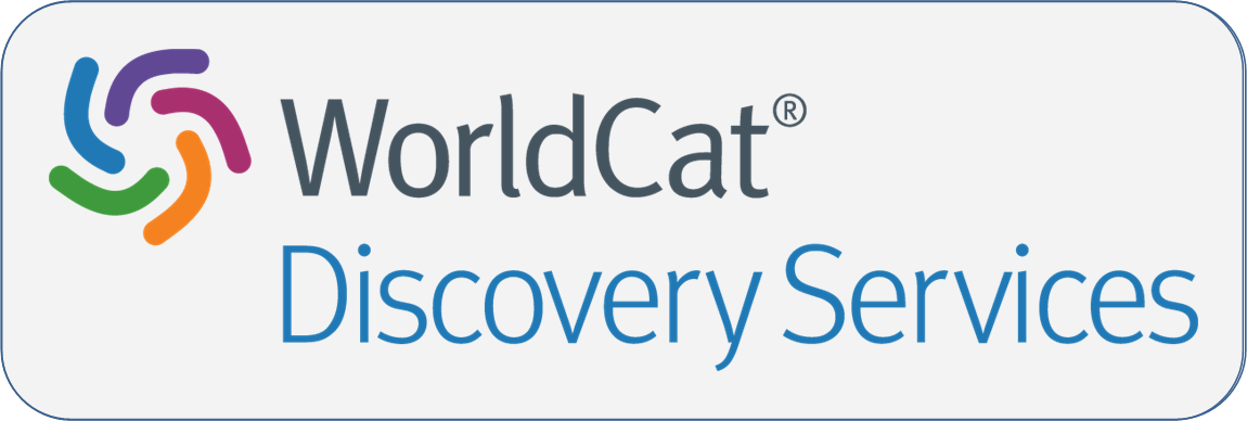 WorldCat Discovery Services button